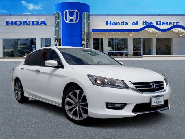 2013 Honda Accord Sport For Sale >> Pre Owned 2013 Honda Accord Sdn Sport Fwd 4dr Car