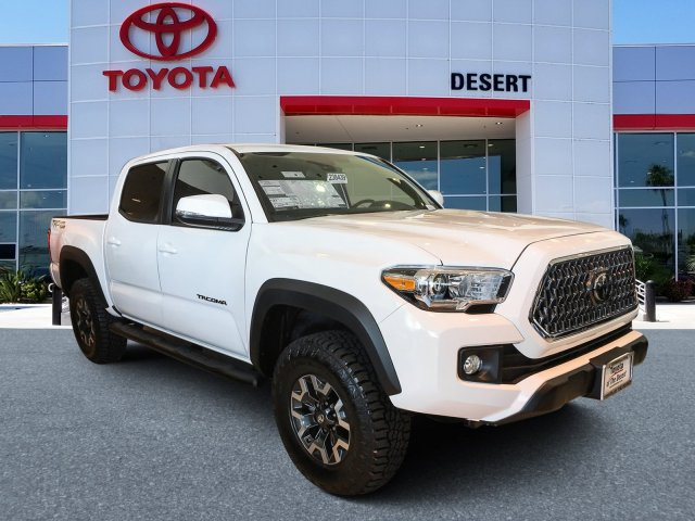 New 2019 Toyota Tacoma 2WD TRD Off Road Double Cab