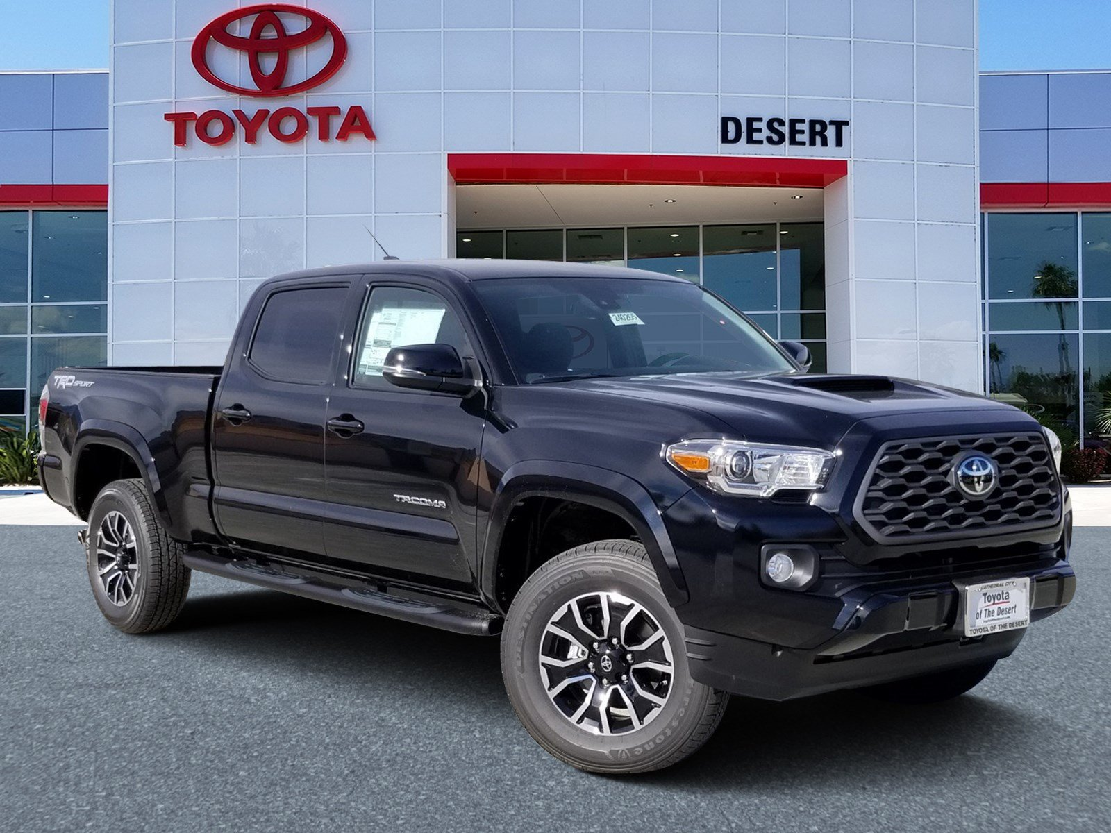 New 2020 Toyota Tacoma 2WD TRD Sport