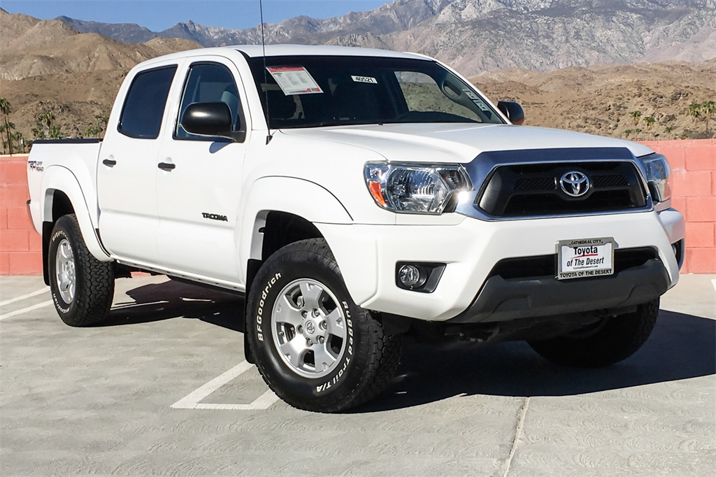 Good Pre Owned 2014 Toyota Tacoma PreRunner