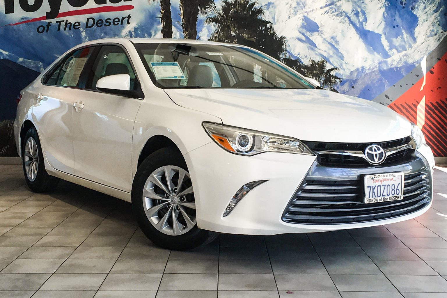 Pre Owned 2015 Toyota Camry Xse 4dr Car In Cathedral City 820427a