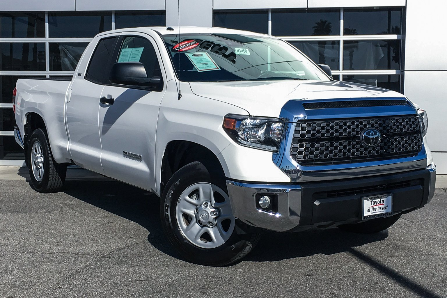 Certified Pre-Owned 2019 Toyota Tundra 2WD SR5