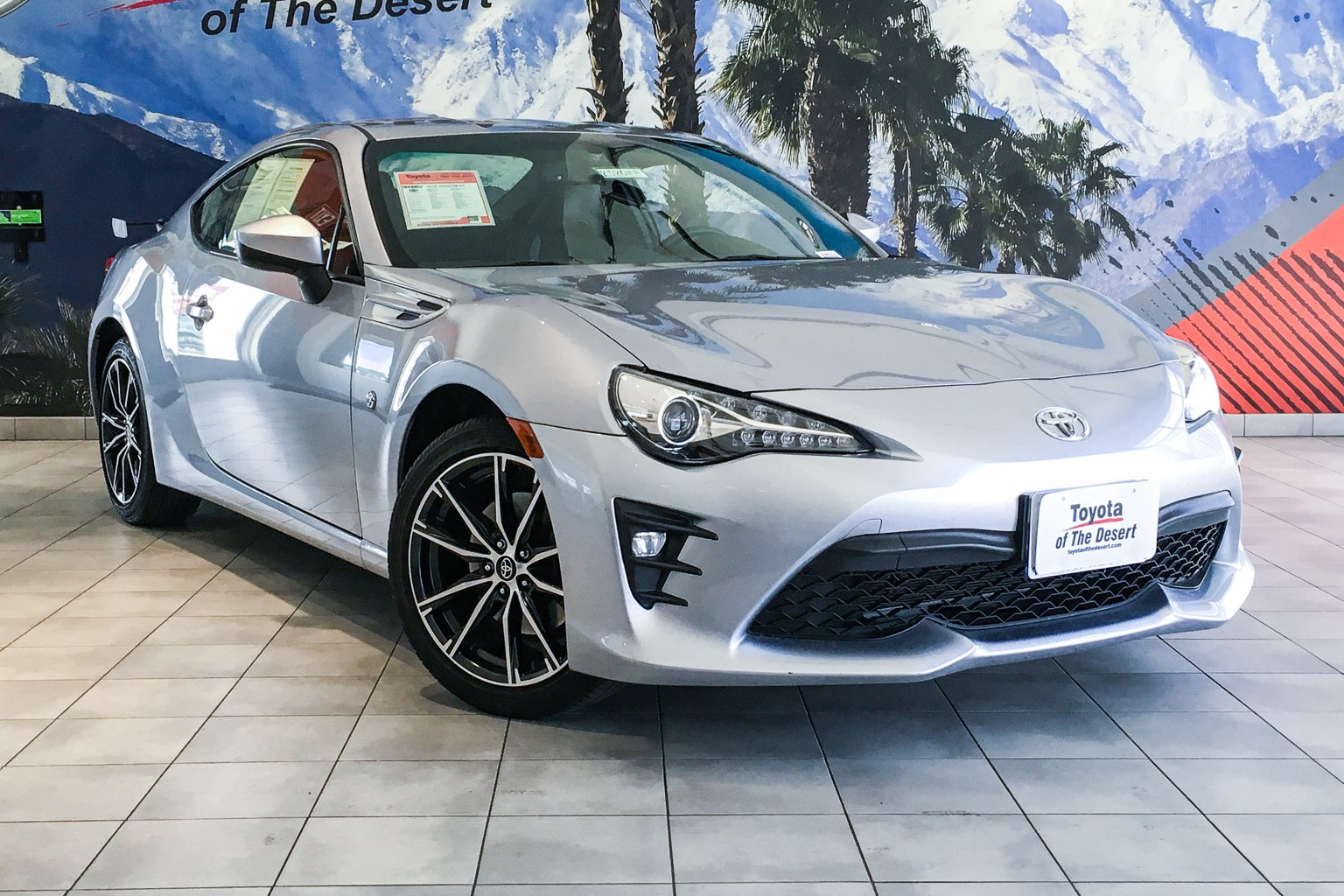 Pre Owned 2018 Toyota 86 Gt