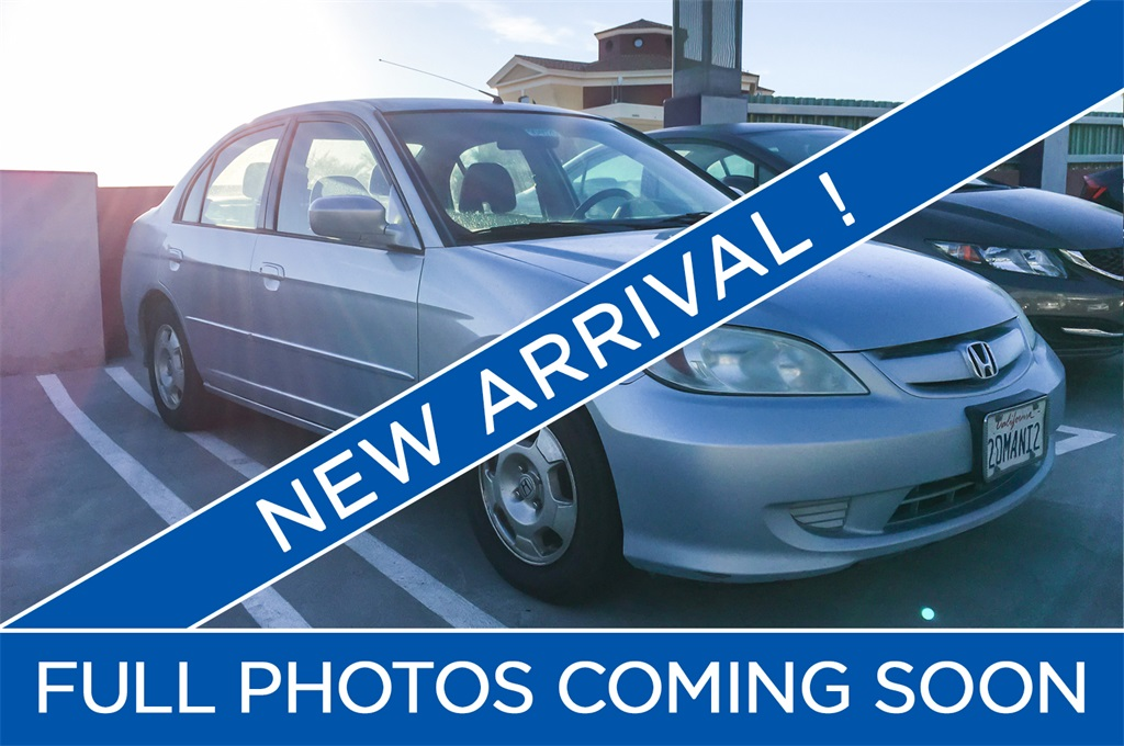 Pre Owned 2005 Honda Civic Hybrid