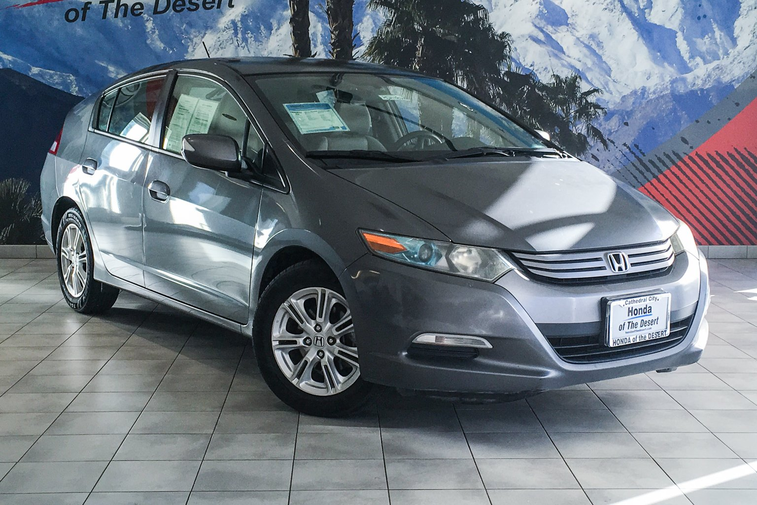 Pre-Owned 2010 Honda Insight EX