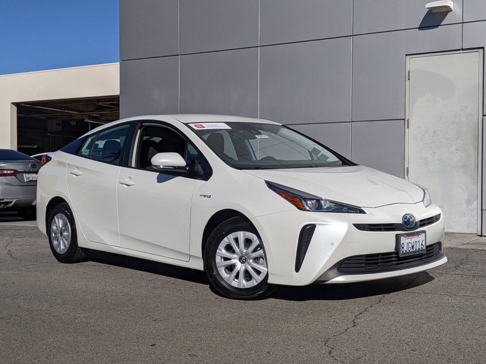 Certified Pre-Owned 2019 Toyota Prius Limited