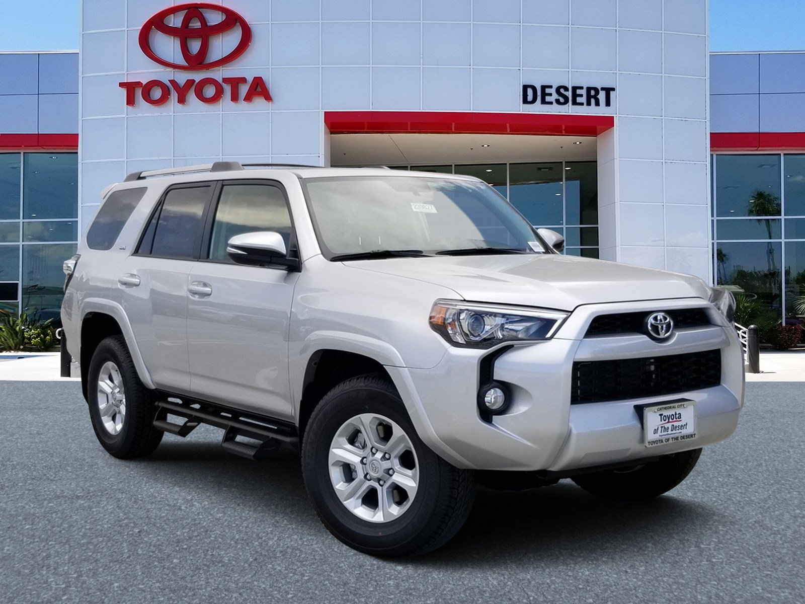 Toyota Of The Desert >> New 2019 Toyota 4runner Sr5 Premium 4x4 Sport Utility