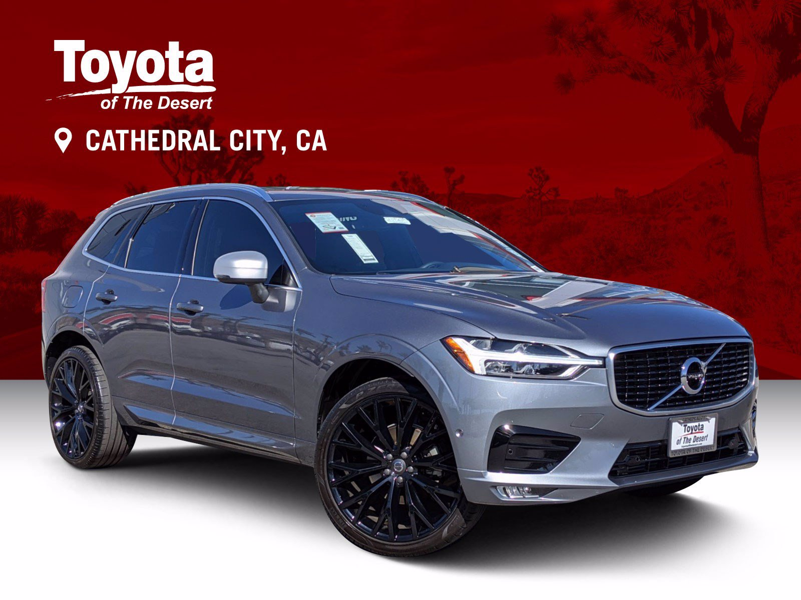Pre-Owned 2019 Volvo XC60 R-Design